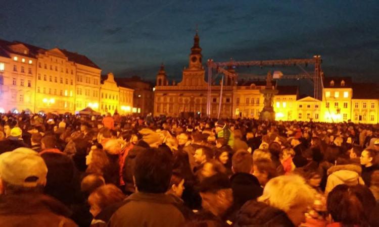 Oslavy založení Českých Budějovic. Foto: Pavel Štefl
