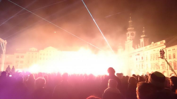 Oslavy založení Českých Budějovic. Foto: Thingy
