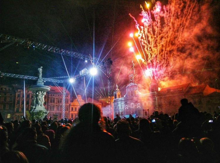Oslavy založení Českých Budějovic. Foto: Martin Novotný