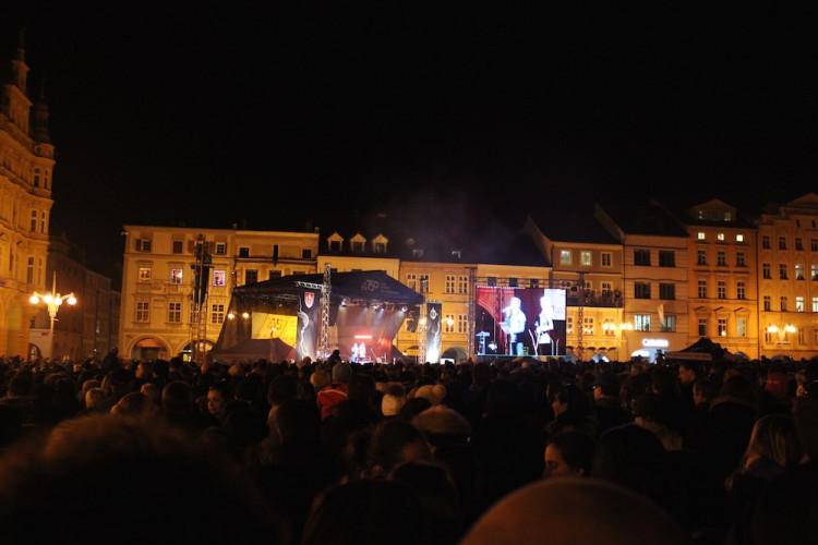 Oslavy založení Českých Budějovic. Foto: Lenka Andrášová