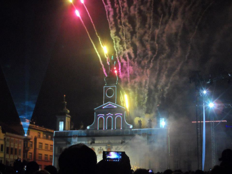Oslavy založení Českých Budějovic. Foto: Martina Mandelíčková