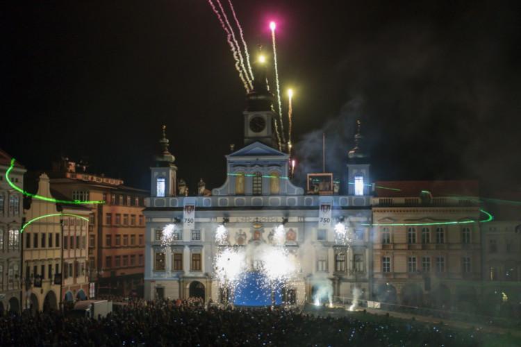 Oslavy 750. výročí od založení města