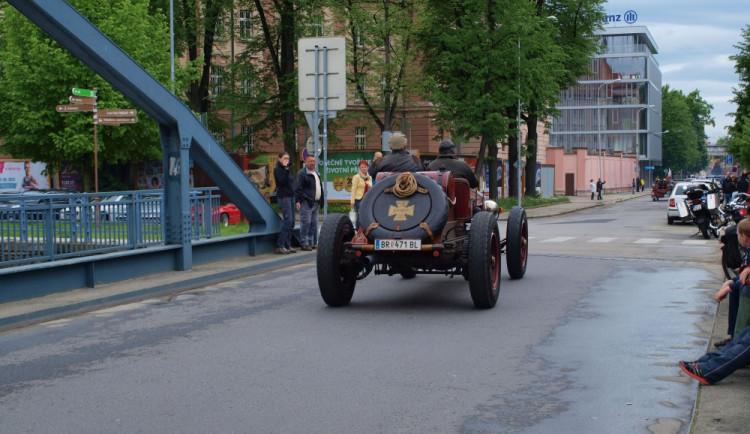 45. Veteran Rallye Křivonoska