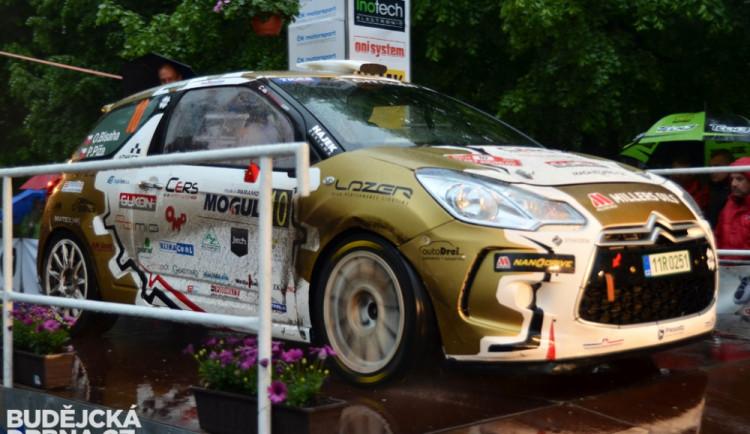 43. Rallye Český Krumlov