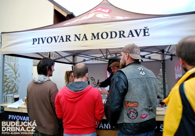 Slavnosti českých minipivovarů Na jedno