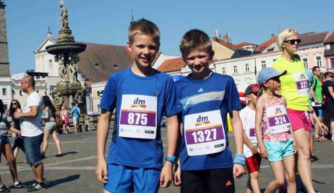 Budějcký půlmaraton 2015