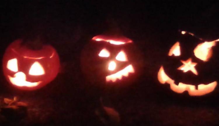Bohaté hrátky na halloweenských párty