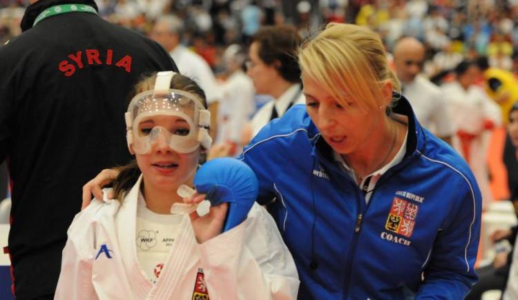 TJ Karate České Budějovice na mistrovství světa v Indonesii