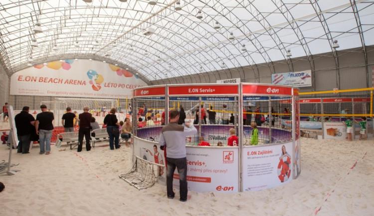 E.ON Beach Cup (8. 11. 2015)