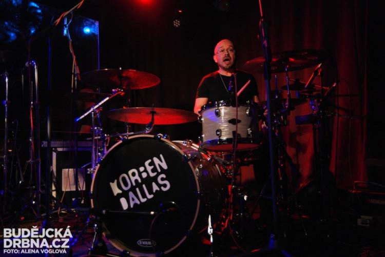 Zrní a Korben Dallas v Café Klubu Slavie