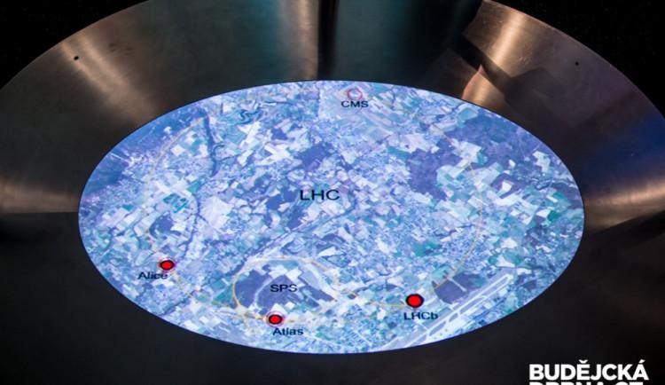 Výstava CERN