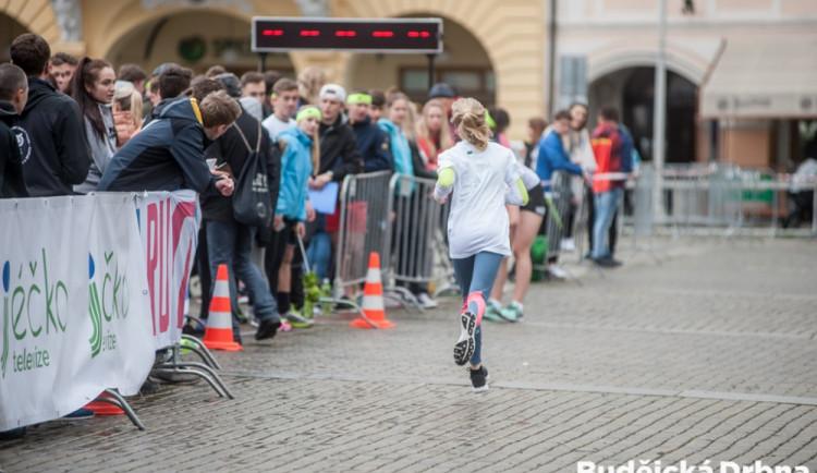 Juniorský maraton 2017 - závod RunCzech