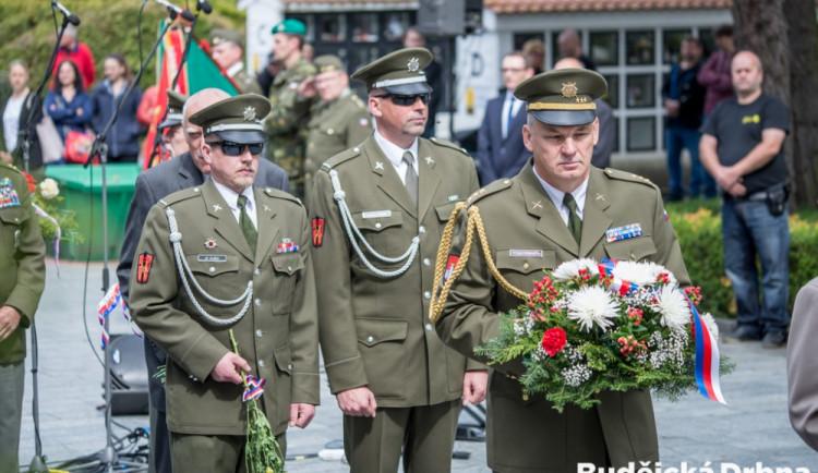 Uctění památky konce druhé světové války