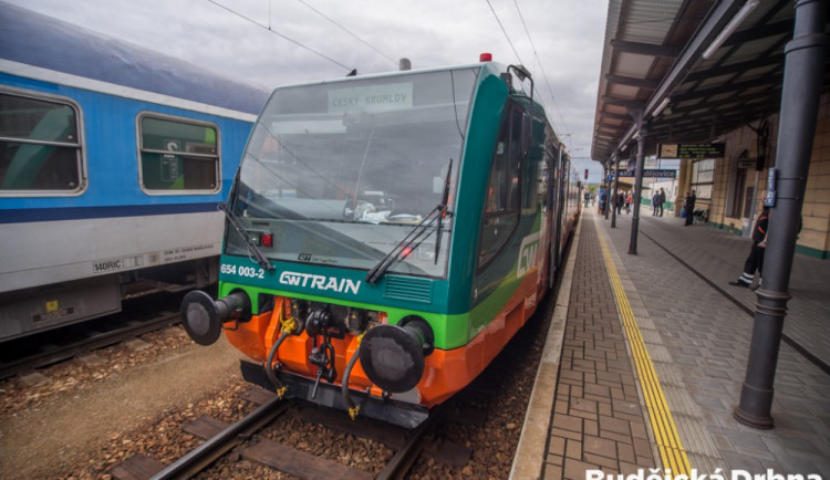 Nové vlakové soupravy GW Train Regio