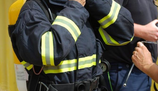 Projekt Den bezpečnosti s hasiči 2017