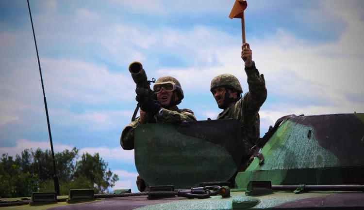 Strakoničtí vojáci nacvičují s jednotkami NATO, jak chránit vzdušný prostor nad Evropou