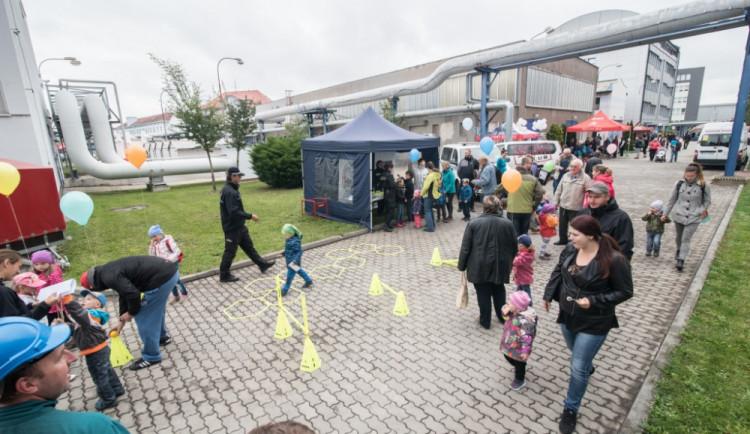 Den otevřených dveří v českobudějovické teplárně
