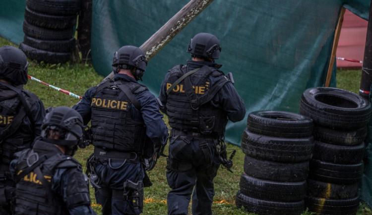 Soutěž policejních zásahových jednotek