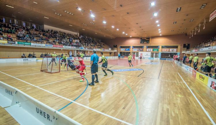Český pohár: Štíři České Budějovice - Tatran Střešovice