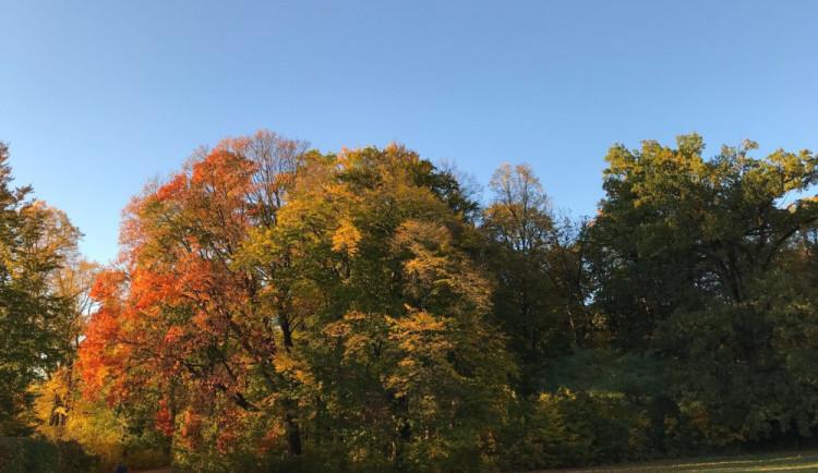 Podzim na jihu Čech