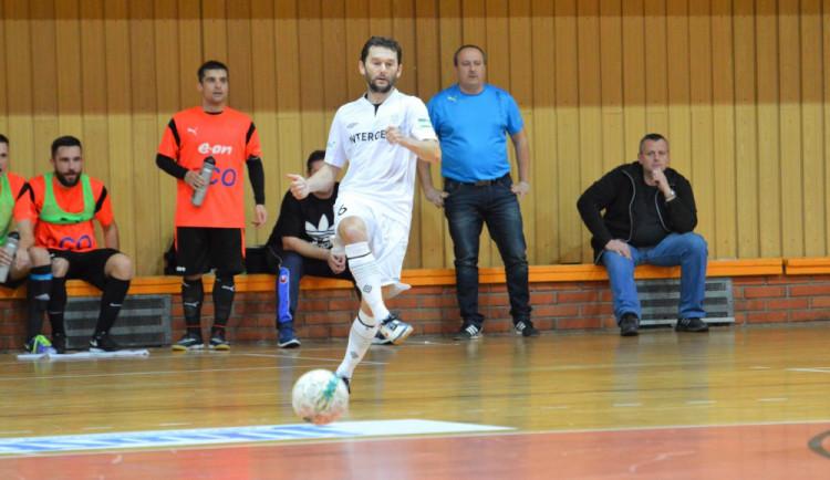 Futsal: PCO Rudolfov - EP Chrudim