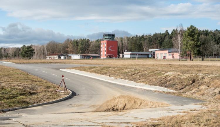 Zahájení výstavby druhé etapy Letiště České Budějovice