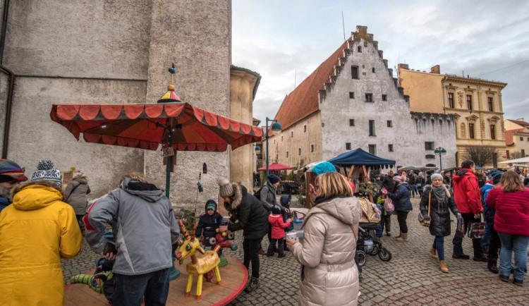 Vánoce na starém městě a staročeská ulička 2017