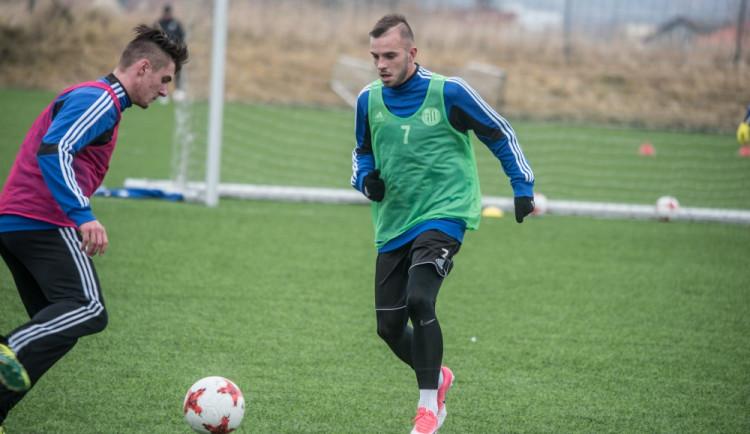 Začátek přípravy SK Dynamo České Budějovice na jarní část FNL 2017/2018
