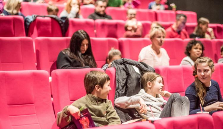Dětská neděle v CineStaru - 14. ledna