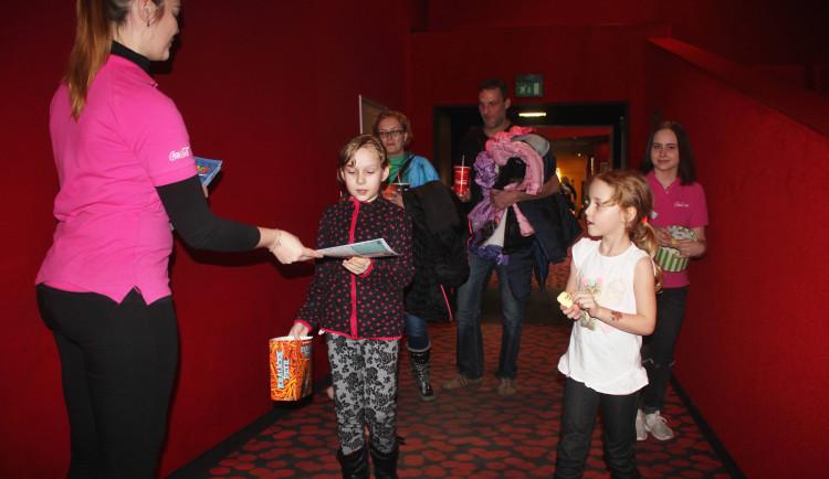 Únorová Dětská neděle v CineStaru Čtyři Dvory