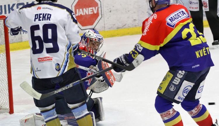 Sezona hokejistů ČEZ Motoru je u konce
