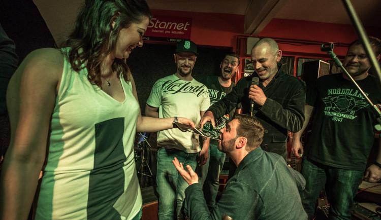 The Greens – křest debutového alba Prostor