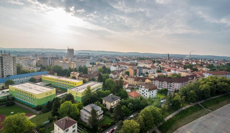 Balony nad Českými Budějovicemi