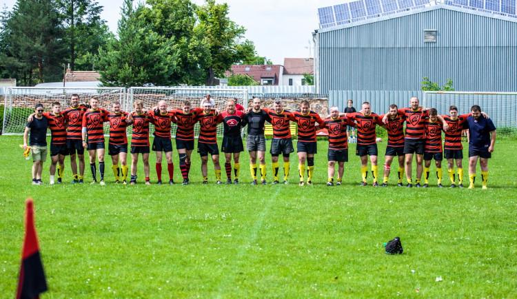 Rugby: České Budějovice - Rakovník 79:5 (54:5)