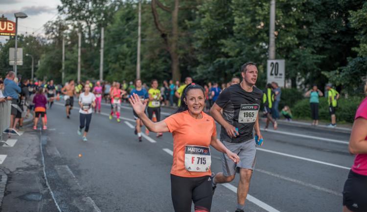 Budějcký půlmaraton 2018