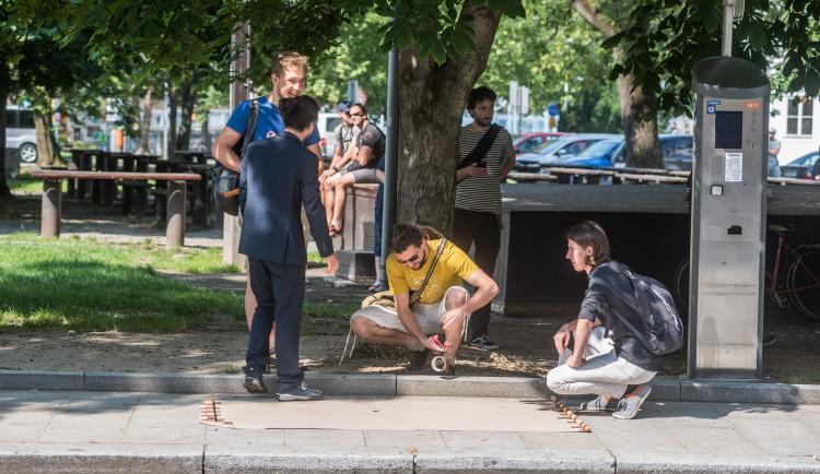 Vláda v demisi v Českých Budějovicích