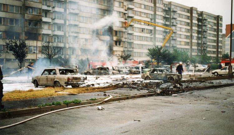 Uplynulo dvacet let od pádu stíhaček na sídliště Vltava
