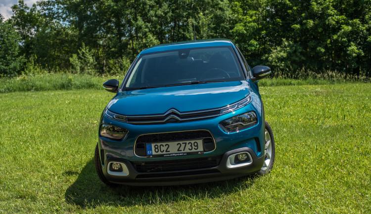 V testovací jízdě Citroën Cactus obstál