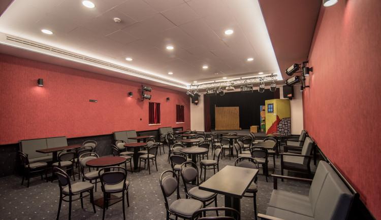 Borovany dokončují rekonstrukci prostor pro Peklománii, divadelní klub i stálé expozice