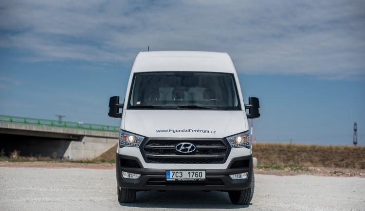 Hyundai H350, parťák pro podnikání i volný čas