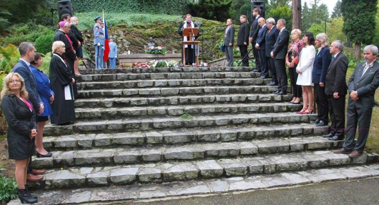 Benešova vila a připomenutí 70 let od úmrtí druhého československého prezidenta