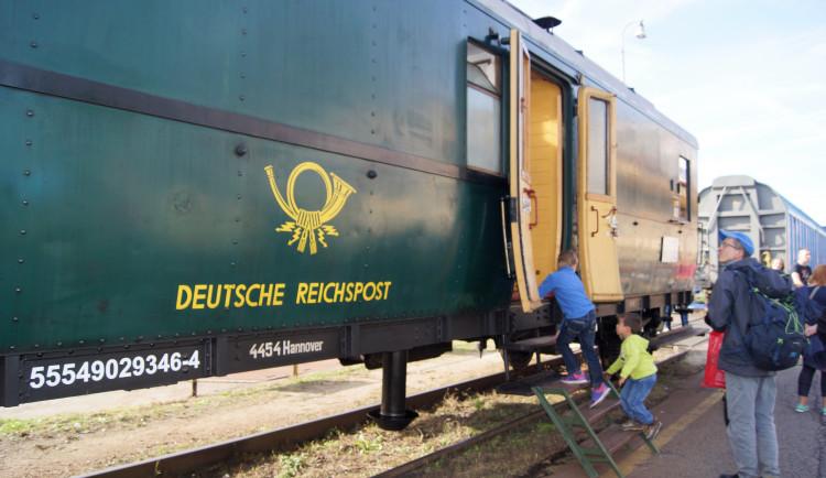 Národní den železnice - České Budějovice 2018