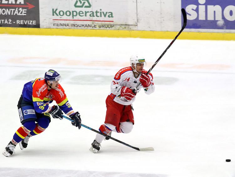 Josef Baláž uniká Martinu Heřmanovi