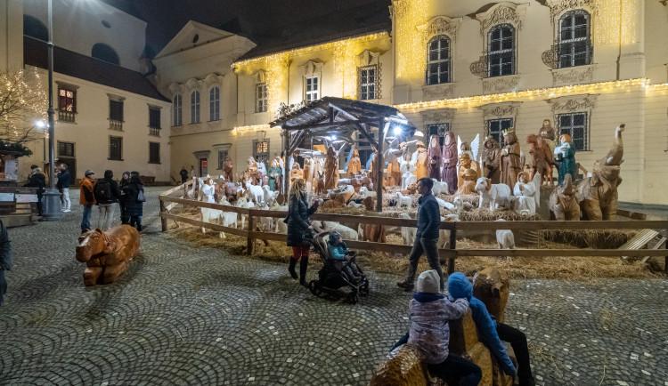 Brněnské Vánoce Vánocemi nekončí. Nabízí virtuální realitu, designové a gurmánské hody a kupu muziky