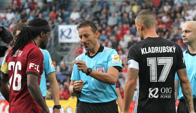 Dynamo ztratilo dvougólový náskok se Spartou
