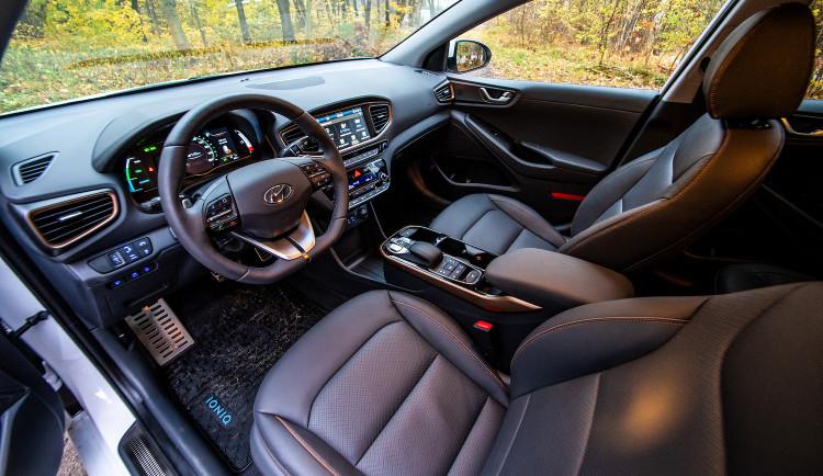 Elektromobil Ioniq poutá pozornost nejen vzhledem