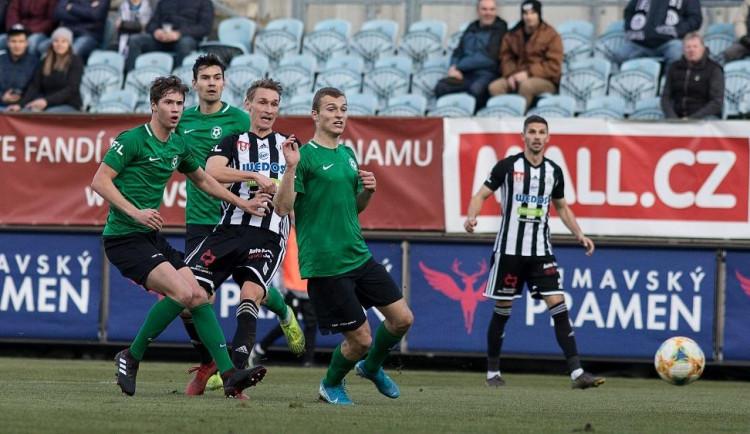 FOTOGALERIE: Dynamo porazilo Příbram