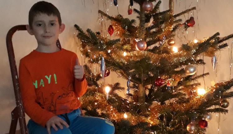 Vánoce s Drbnou