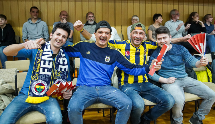 VK Jihostroj Č. Budějovice vs Fenerbahce Istanbul