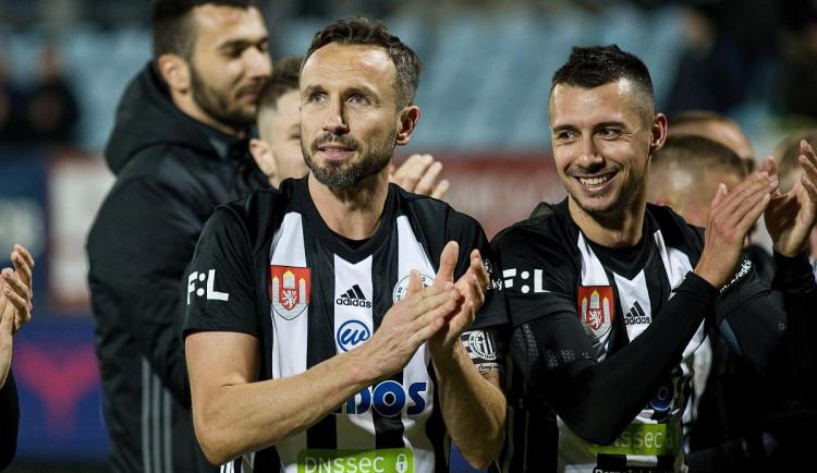 FOTOGALERIE: Dynamo nedalo Mladé Boleslavi šanci